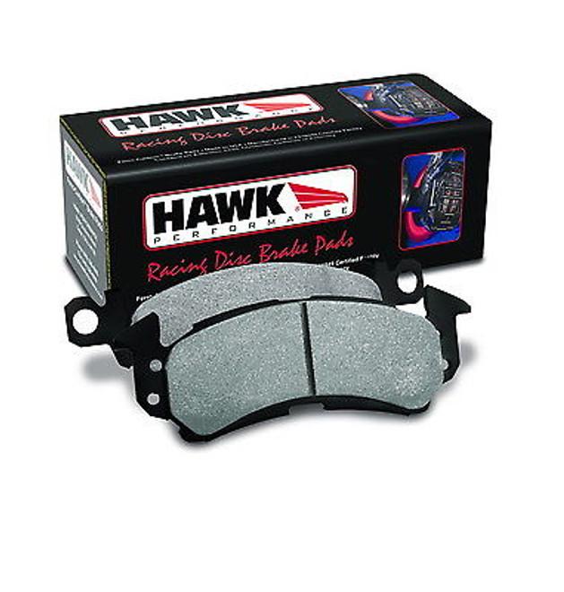 Hawk Performance Black Racing Front Brake Pads - 86-95 Mazda RX-7