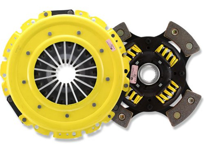 ACT XT/Race Sprung 4 Pad Clutch Kit - 86-91 Mazda RX-7