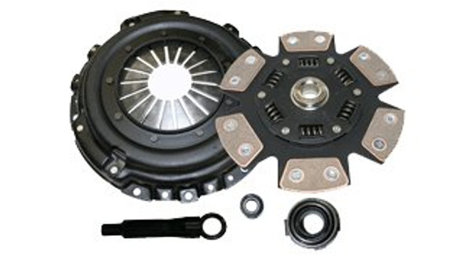 Comp Clutch Stage 4 Sprung Sport Compact Clutch Kit - 86-92 Mazda RX-7