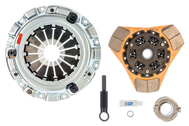 Exedy Stage 2 Cerametallic Racing Clutch Kit - 86-91 Mazda RX-7
