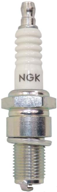 NGK Laser Platinum Spark Plug (Leading) Pack of 1 - 86-95 Mazda RX-7