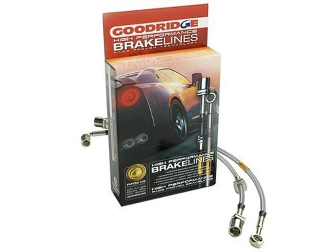 Goodridge Stainless Steel Brake Line  - 93-95 Mazda RX-7
