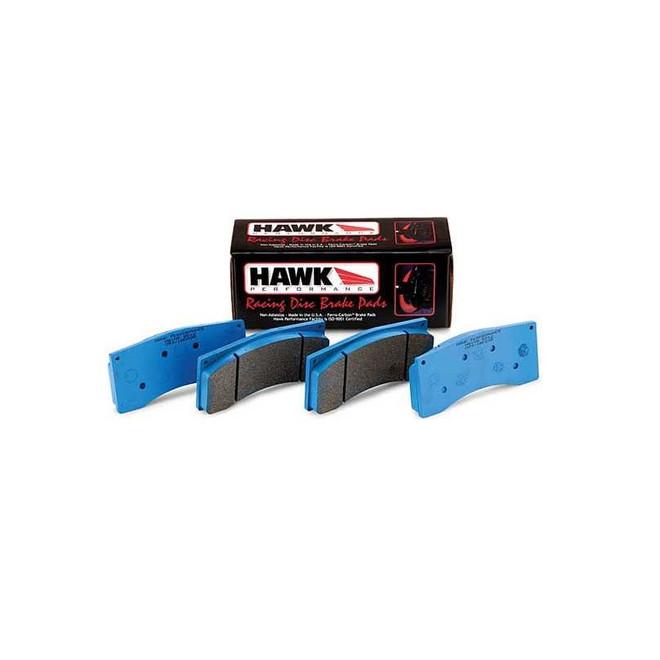 Hawk Performance Blue 9012 Racing Rear Brake Pads - 93-95 Mazda RX-7
