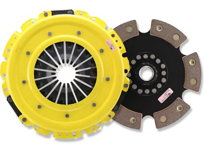 ACT HD Race Rigid 6 Pads Disc Clutch Kit - 93-95 Mazda RX-7