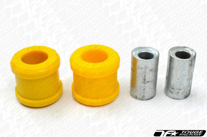 Whiteline Rear Bump Steer Correction Bushing Kit - Evo 7 8 9