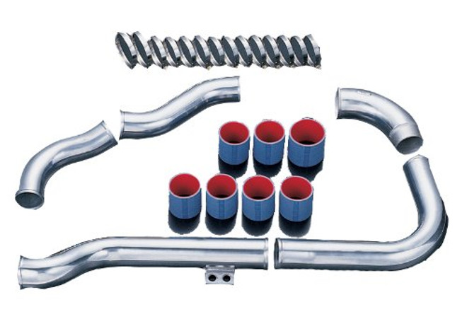 HKS Intercooler Pipe Kit - 93-95 Mazda RX-7 FD3S