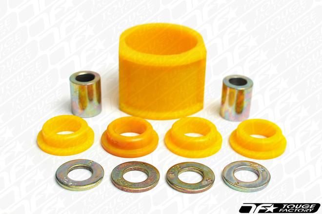 Whiteline Steering Rack Precision Bushing Kit - Evo 7 8 9