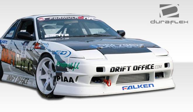 Duraflex S13 240SX B-Sport Full Kit Coupe (4pc)