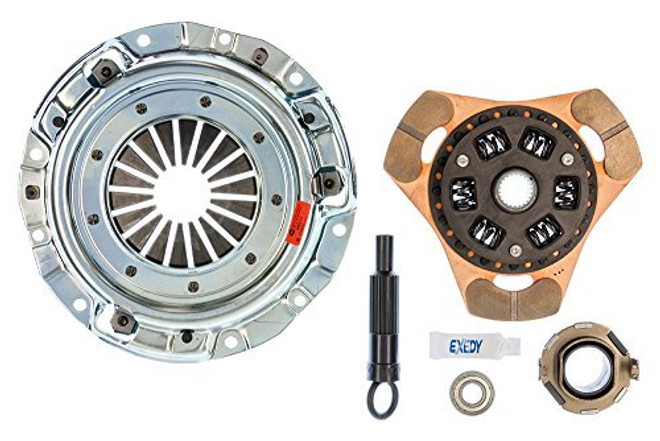 Exedy Stage 2 Cerametallic Racing Clutch Sport Kit - 90-93 Mazda Miata