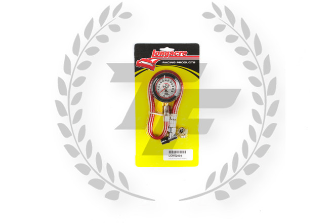 Longacre Basic Analog Tire Gauge