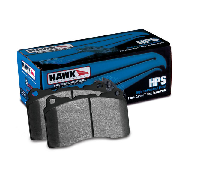 Hawk Performance Front HPS Brake Pads - 06-13 Mazda MX-5 Miata