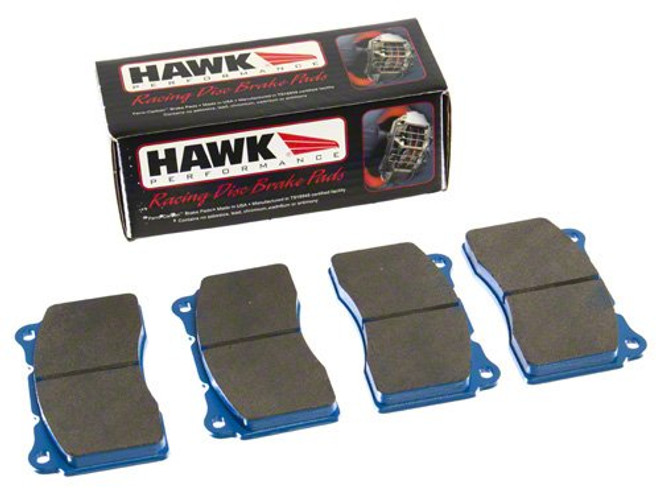 Hawk Front Blue 9012 Brake Pads - 06-14 Mazda MX-5 Miata