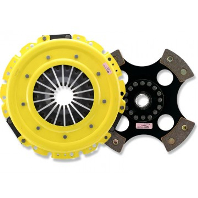 ACT Race Rigid 4 Pad Heavy Duty Clutch Kit - 06-13 Mazda MX-5 Miata