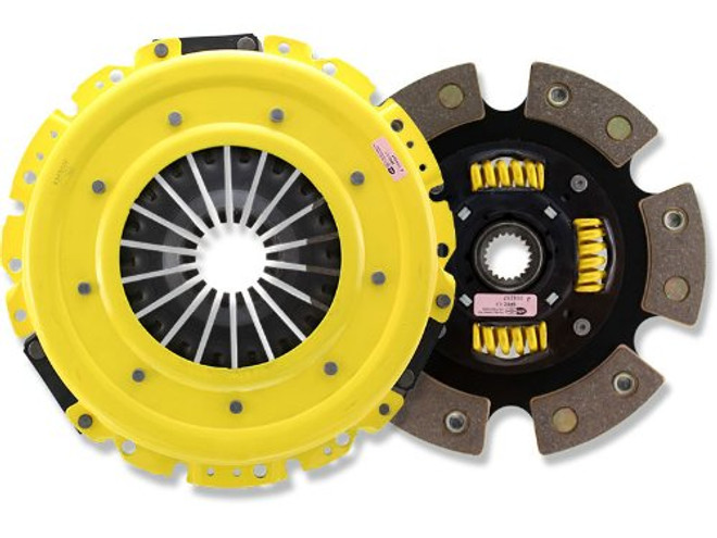 ACT Race Sprung 6 Pad Xtreme Clutch Kit - 06-13 Mazda MX-5 Miata