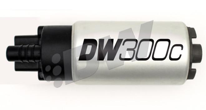 Deatschwerks DW300 340 LPH Compact In-Tank Fuel Pump - 06-13 Mazda MX-5 Miata