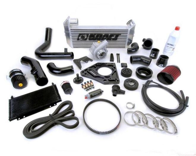 Kraftwerks Supercharger System w/out Tuning - 06-13 Mazda MX-5 Miata
