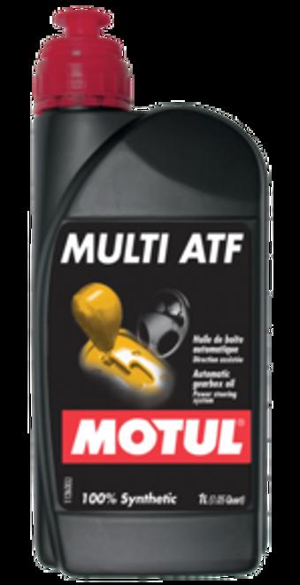 Motul Multi ATF - 1 Liter 100% Synthetic Transmission Fluid