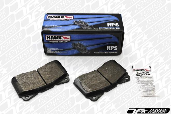 Hawk HPS Street Brake Pad - 350Z / R33 GTR / R34 GTR Brembo Front