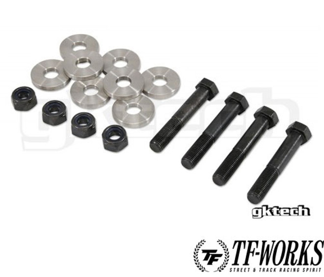 GKtech Eccentric Lockout Kit (Non-Hicas equipped cars)  S13 / R32 / Cefiro