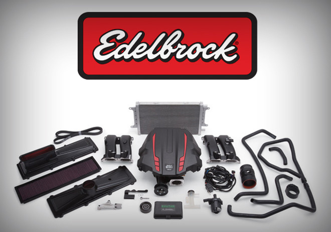 Edelbrock E- Force Supercharger for 2013+ Scion FRS and Subaru BRZ without Tuner