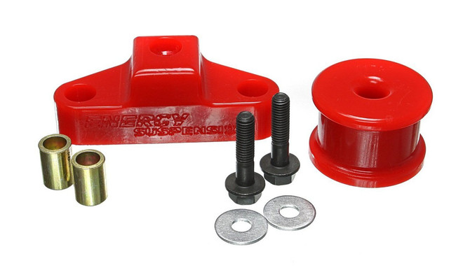 Energy Suspension Red Transmission Shifter Bushing Set - 02-14 Subaru WRX