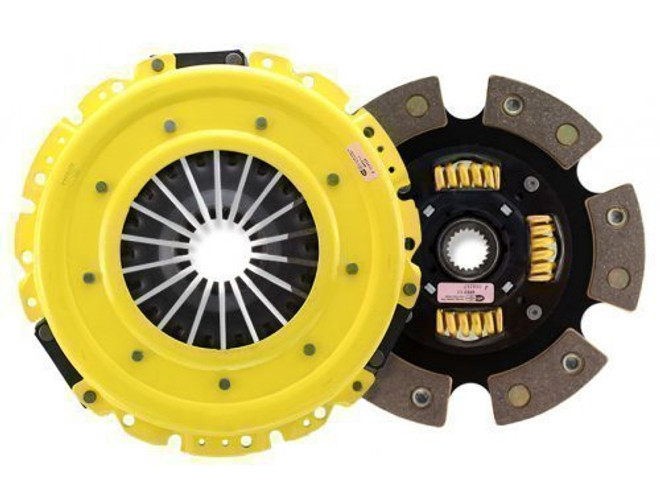 ACT HD Race 6-Puck Sprung Clutch Kit - 2015 Ford Mustang GT