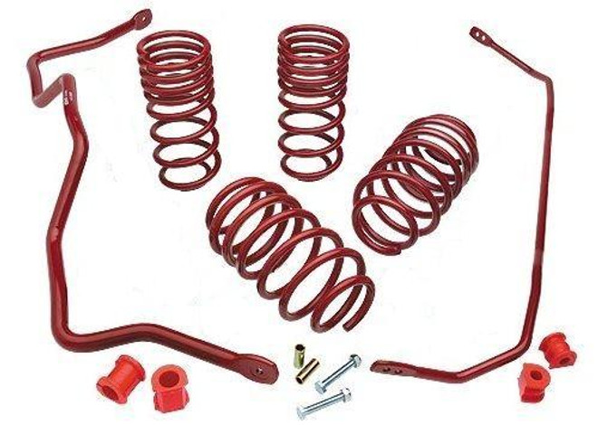 Eibach Pro-Plus (Pro Kit Lowering Springs & Anti-Roll-Kit Sway Bars) GDB STi 04-07