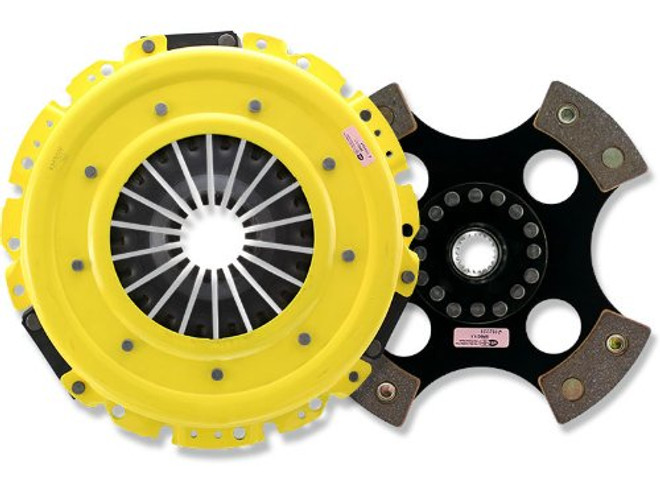 ACT Race Rigid 4 Pad Xtreme Clutch Kit - 93-98 Toyota Supra
