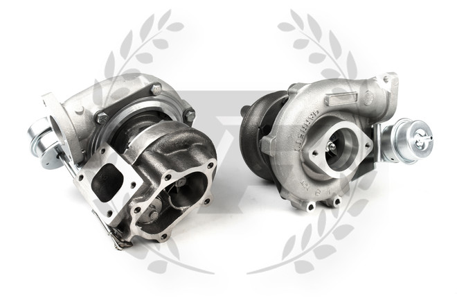 Garrett GT2860R Dual Ball Bearing Turbos 707160-5 - RB26DETT Skyline