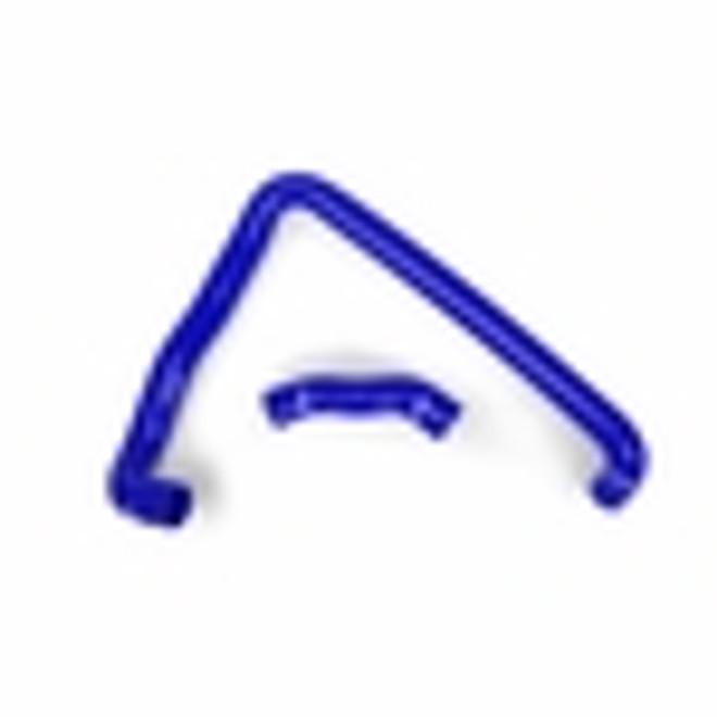 Mishimoto Silicone Radiator Hose Kit - 300ZX Z32 Turbo (Blue)