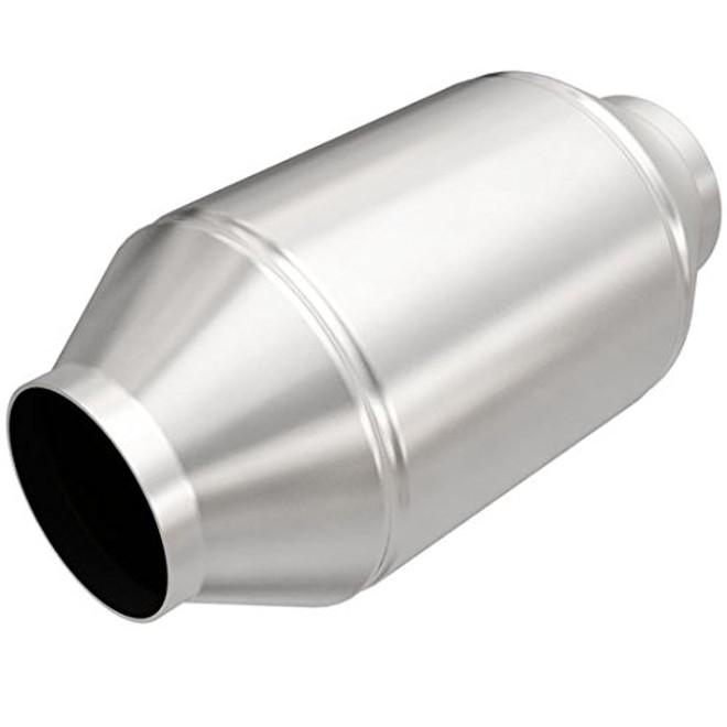"MagnaFlow Universal California Pre-OBDII Catalytic Converter (1.75"" Center Inlet / 1.75"" Center Outlet) - 93-98 Toyota Supra"