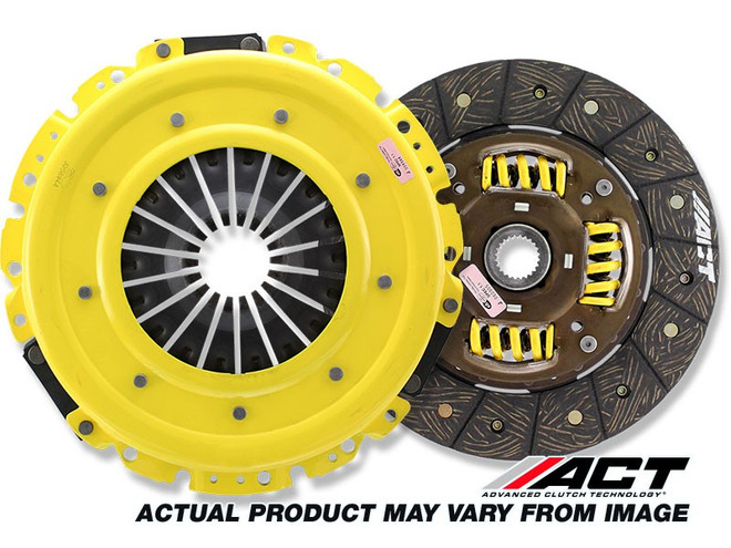 ACT Performance Street Sprung Heavy Duty Clutch Kit - 84-87 Toyota Corolla AE86