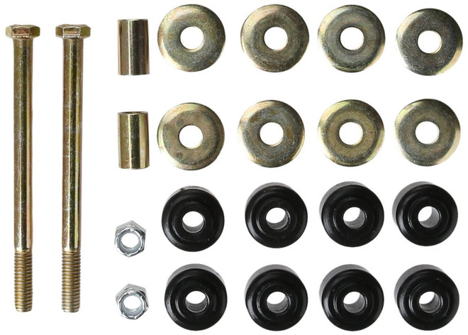 Energy Suspension End Link Set with Hardware - 84-86 Toyota Corolla AE86