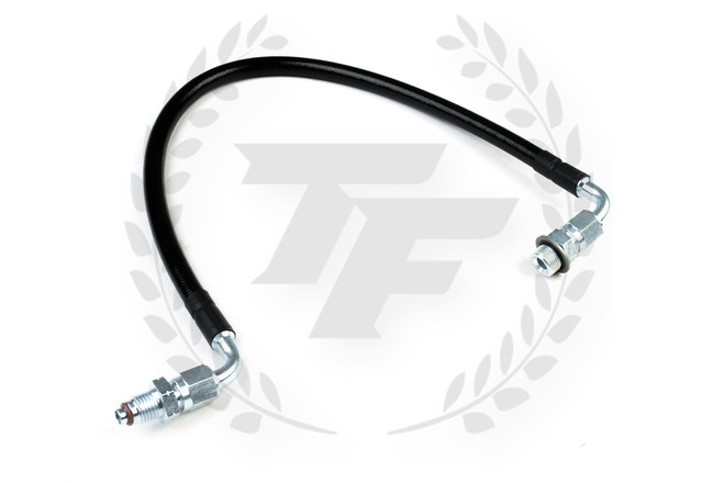P2M Nissan 240sx High Pressure Power Steering Hose (GM LS Motor)