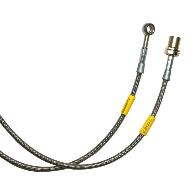 Goodridge Stainless Steel Brake Line Kit - 08-12 Infiniti G37