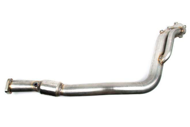 Grimmspeed Catted Downpipe - 08-14 Subaru Impreza WRX / 08-15 STI