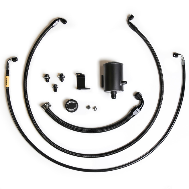 Chase Bays Power Steering Kit w/ Cooler - Nissan 240SX S13 / S14 w/ 1JZ-GTE / 2JZ-GTE (LHD)