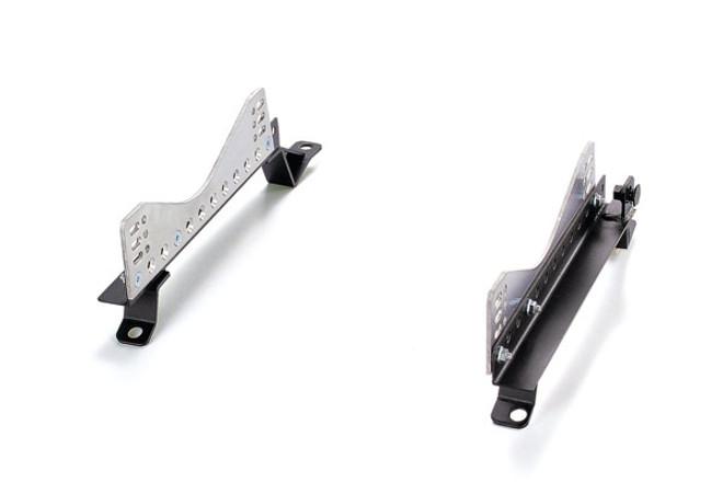 Bride Type-FX Aluminum Fixed-type Seat Rail (Full Bucket)