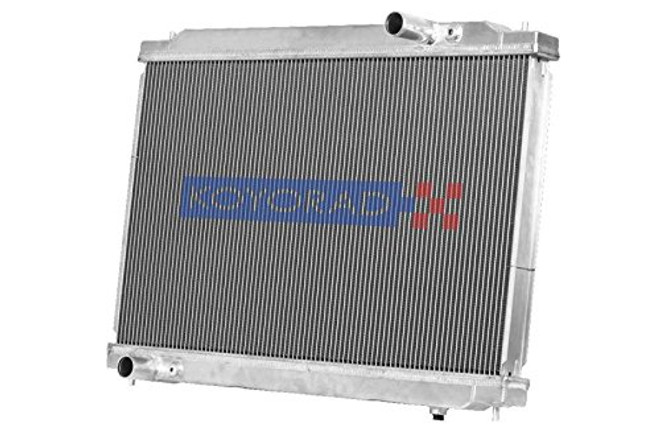 Koyo Aluminum Racing Radiator - 03-07 Mitsubishi Lancer Evolution 8/9 2.0L Turbo