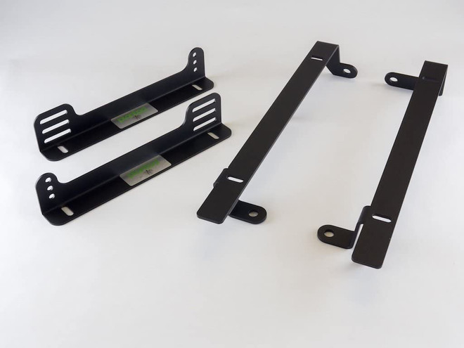 Planted Seat Bracket - Driver / Left - 90-96 Nissan 300ZX *For Side Mount Seats Only*
