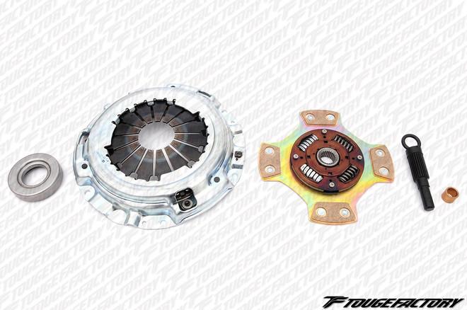 Exedy Stage 2 Cerametallic Clutch Kit - S13 S14 KA24 240SX