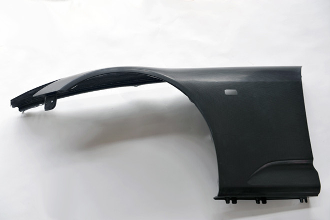 ASM Dry Carbon Fenders For S2000