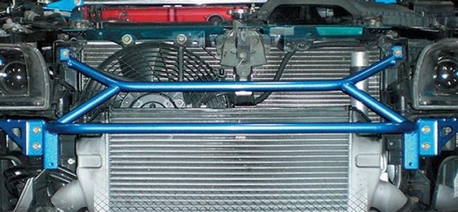 Cusco Power Brace Front Member Replace OE Crash Beam Lancer Evolution 8 9