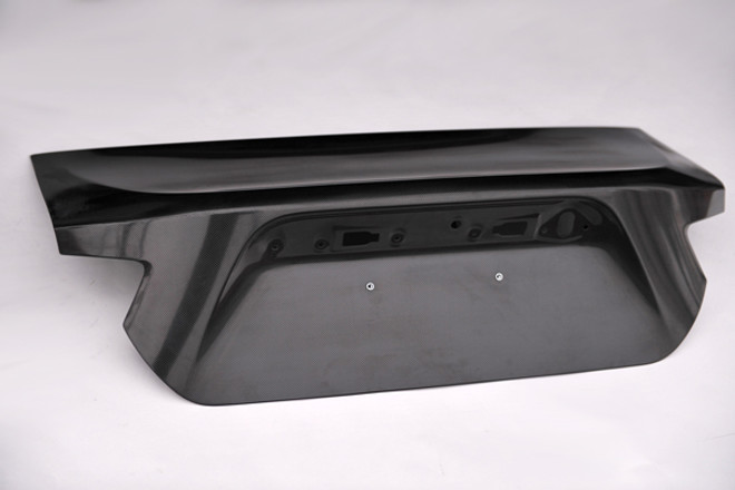 ASM Dry Carbon Trunk - Scion FRS ZN6