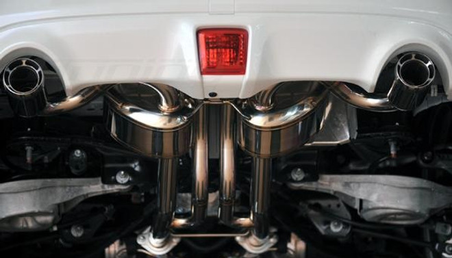 ASM Stainless Steel Saclam Siren Circuit Exhaust System - Nissan 370Z / Z34