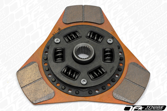 Exedy Stage 2 Cerametallic Clutch Kit - Z32 300ZX (Turbo)