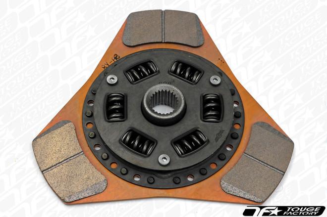 Exedy Stage 2 Cerametallic Clutch Kit (Thick) - Z32 300ZX (Non-Turbo)