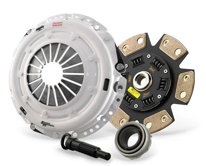 Clutch Masters FX400 6-puck Ceramic Sprung Disc Clutch Kit - 92-97 Lexus SC300