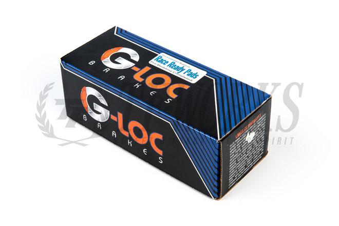 G-LOC R14 Rear Brake Pads - Mazda Miata/RX-7/RX-8