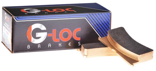 G-LOC R16 Rear Brake Pads - Mazda Miata/RX-7/RX-8